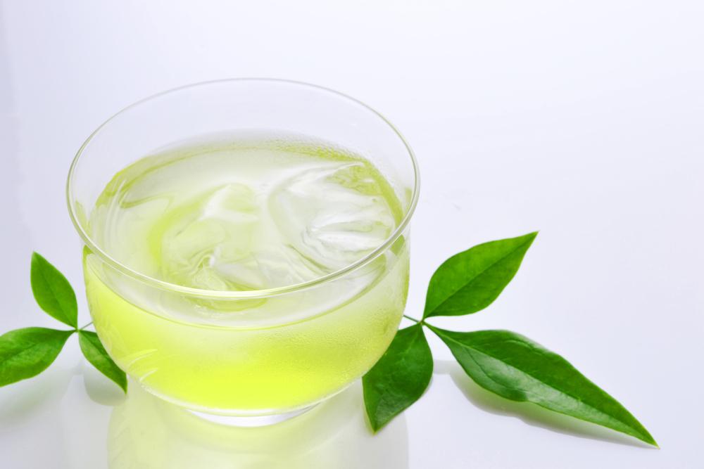 テアニンが含まれる緑茶