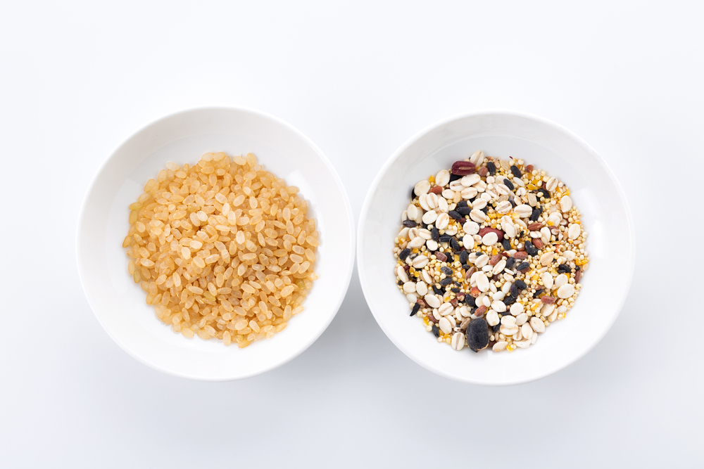 ビタミンを含む玄米