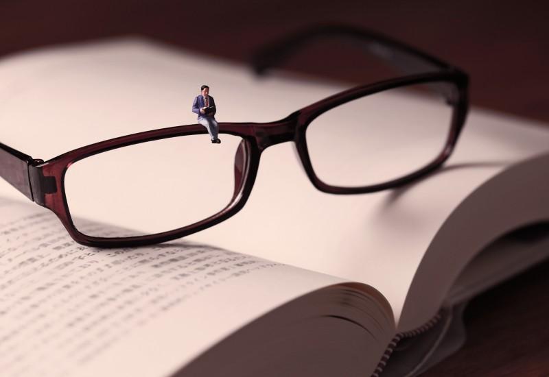 老眼用の眼鏡