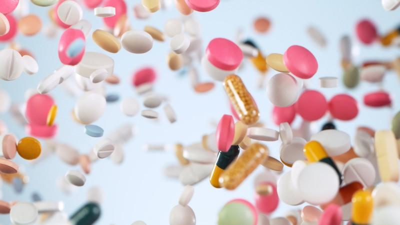 ビタミンBのサプリメントのイメージ